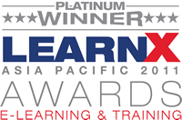 Happening People Platinum Award winner